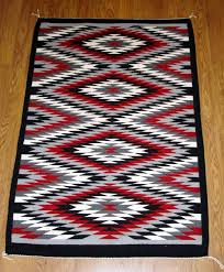 The American History Navajo Rugs