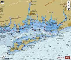 Fishers Island Sound Marine Chart Us13214_p2142