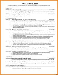 How To Write A Resume For College How To Write A Resume For College Resumes Sample Scholarships 21