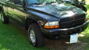Got a 1998 Dodge Dakota Sport 4X4 - YouTube