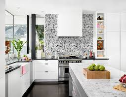 Superb Consider Wallpaper Designs For Kitchen Amazing Pictures