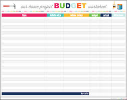 free download budget worksheet free printable budget worksheets forms download them or print
