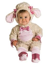 Pink Lamb Infant Costume Sc 1 St Letu0027s Party Company