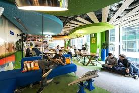head office of google. Google Home Office Phone Number Head Campus In Dazzles With Color And Creativity . Of
