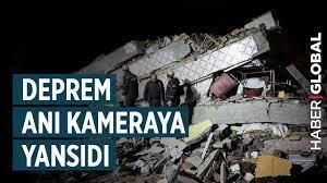 Elazığ'da Deprem Anı Güvenlik Kameralarına Yansıdı (YENİ GÖRÜNTÜLER) -  YouTube