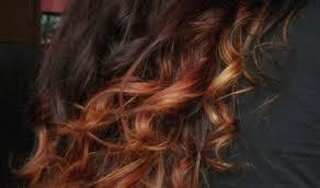 Moje Ombre Vlasy Postup Barvení Proslečnycz