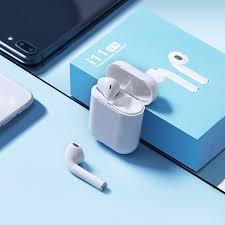 Tai Nghe Không Dây True wireless TWS Cảm Biến Vân Tay i11