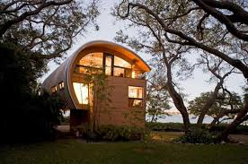 Beautiful and Organic House, Really Unique Structure
