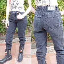 Vintage 90s Black Bongo Jeans