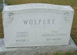 Walton J Wolpert (1911-1996) - Find A Grave Memorial