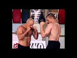 bas rutten how to punch and kick basic technique you