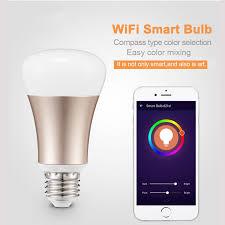 Goede Koop Wifi Smart Led Lamp E26 Base 7 W 60 Equivalent Rgbw