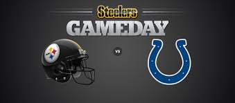 Colts Interactive Seating Chart Pittsburgh Steelers Vs Indianapolis Colts Heinz Field In