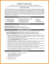 11 Sample Attorney Resume Buisness Letter Forms
