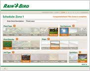 rain bird sst indoor outdoor series simple to set irrigation timer sprinkler run time calculator