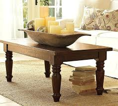 pottery barn white coffee table architecture leather rectangular ottoman pottery barn for coffee table designs office