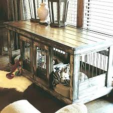 furniture style dog crates. Furniture Crates For Dogs End Table Dog Crate Medium Size  Of Double How To Style E