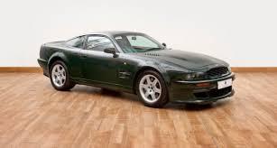 1995 Aston Martin Vantage V550 600 Classic Driver Market