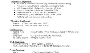 Objective For Software Engineer Resume Lines Experienced Career In