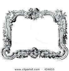 vintage black frame. Victorian Picture Frames Vintage Black And White Border Frame With Flowers By Ebay . Content Uploads