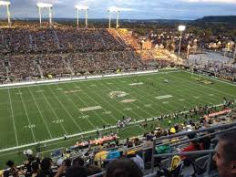 Tim Hortons Field Section 208 Home Of Hamilton Tiger Cats