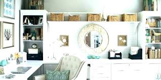 Office space decorating ideas Creative Decoration Office Space Design Ideas View In Gallery Light Blue Coastal Home Small Large Gorgeous Decor Estellemco Office Space Decoration Ideas Estellemco