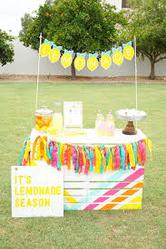 ready to see how you can make your own diy wood crate lemonade stand here are all the steps but first you are going to grab a few things from your local