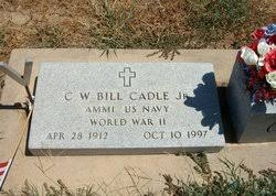 """Photos of Charles William """"Bill"""" Cadle Jr. - Find A Grave Memorial"""
