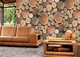 decorative low wallpaper wood pattern eco friendly 3d interior wallpaper lounge rooms