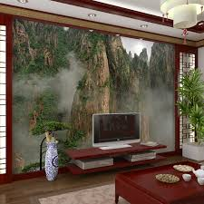 home decor wall paper living room bedroom tv wall papers 3d nature