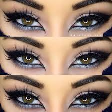 gorgeous cat eye makeup ideas