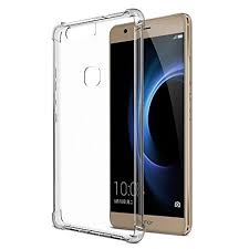 huawei honor note 8. huawei honor note 8 clear air cushion case slim soft flexible tpu bumper for