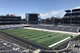 Georgia State Football Seating Chart Georgia State Stadium Takes Shape At Old Turner Field As