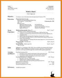 55 Professional Resume Electrical Engineering 17 Best