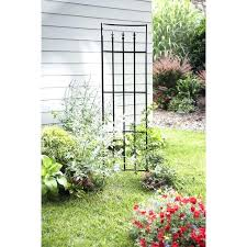 garden netting lowes. Garden Trellis Lowes Shop Garn Treasures Curved At Find Our Selection Of Trellises The . Netting