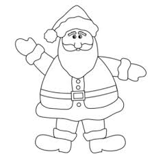 Small Picture santa claus clothes coloring pages besides santa claus sleigh