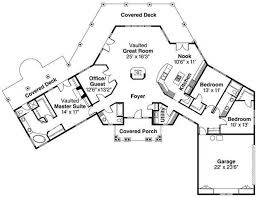 Mountain View House Plans For A 3 Bedroom Luxury HomeView House Plans