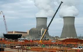 experts say nuclear power is needed to slow warming the times hot potato part of the containment vessel for a new reactor at the plant vogtle