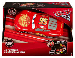 mcqueen movie. Simple Movie Amazoncom Disney Cars Pixar 3 Movie Moves Lightning McQueen Vehicle  Toys U0026 Games And Mcqueen I