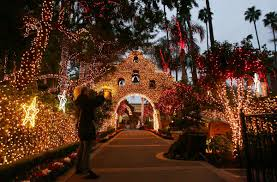 Festival Of Lights At The Mission Inn Riverside Riverside Timeline History Of Mission Inn Festival Of