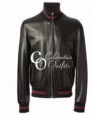 james franco gucci black er jacket