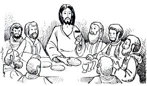 Small Picture Last Supper Coloring Pages Best Of Jesus Page glumme