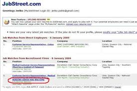 ... Upload My Resume In Jobstreet by 100 How To Upload Resume In Jobstreet  Upload My Resume ...