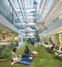 picnic office design. Imagine Breaking For Lunch And Heading To The Indoor Company Picnic Green\u2026 Office IdeasOffice DesignsOffice Design N