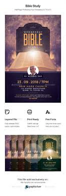 bible study flyer template by ponda graphicriver bible study flyer template church flyers