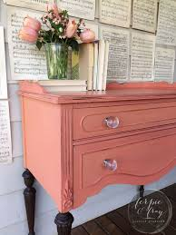 painting furniture ideas. minibuffet painted by amanda of ferpie and fray in apron strings from miss mustard seed milk paint girls dresser painting furniture ideas h