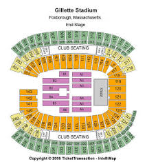 Gillette Stadium Taylor Swift Seating Chart Best Picture