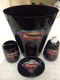 Superman Bathroom Set