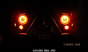 jeep jk led headlight wiring jeep image wiring diagram help wiring led headlights halos jeep wrangler forum on jeep jk led headlight wiring