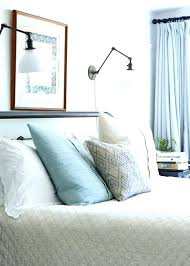 bedroom wall reading lights. Bedroom Reading Lights Wall Mounted Light Sconces Over Bed Ideas A For Led I
